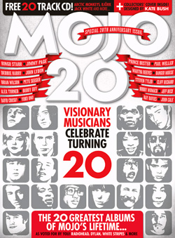 Click to view MOJO's 20th Anniversary Edition