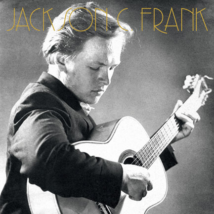<em>Jackson C. Frank</em> – the 2014 Earth Recordings reissue.