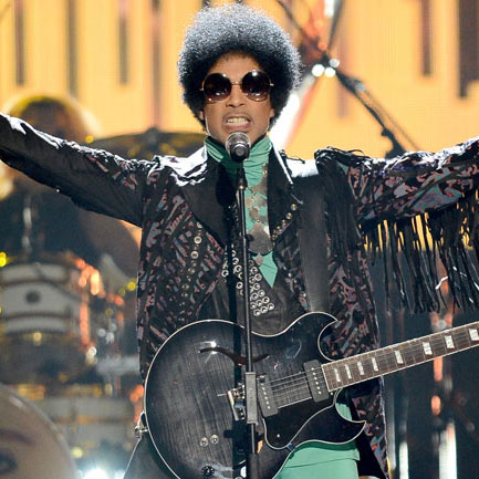 Prince unveils 3RDEYEGIRL in 2014. Another in a string of startling reinventions.