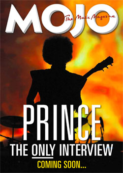 Prince MOJO Interview