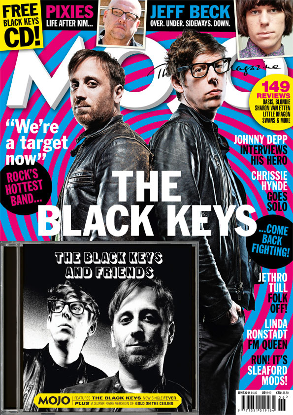 MOJO 247 - The Black Keys