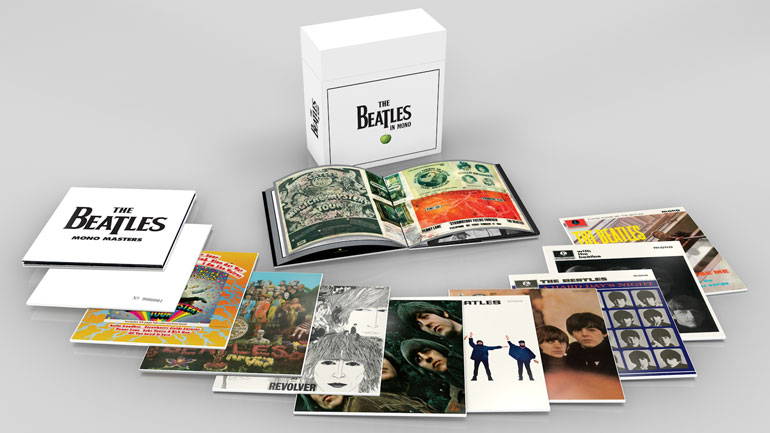 The Beatles In Mono Vinyl Box Set: a cornucopia of sonic revelations.
