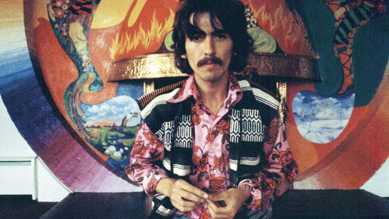 George Harrison Solo Albums Reissued