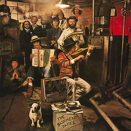 Bob Dylan & The Band: the original, sweetened, partial 1975 release of <em>The Basement Tapes</em>.