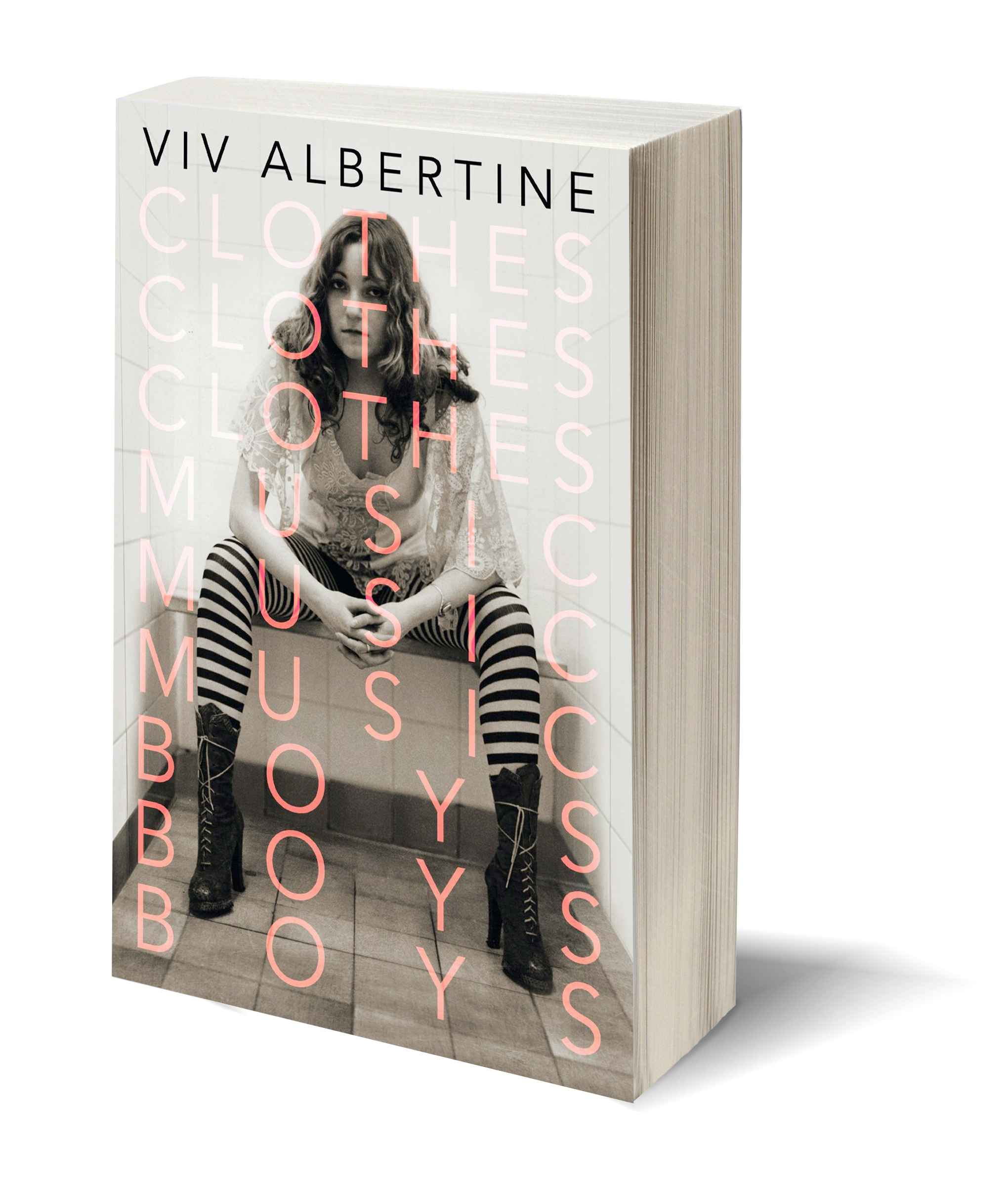 MOJO's Book of the Year, Viv Albertine's Clothes Clothes Clothes Music Music Music Boys Boys Boys.