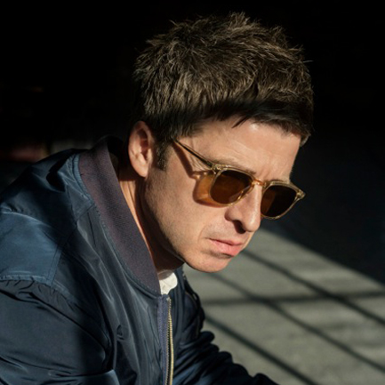 The Chief: Noel Gallagher.