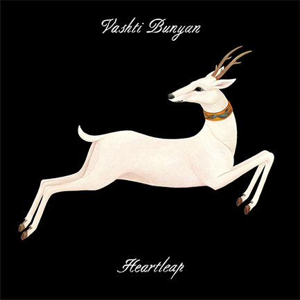 Vashti Bunyan's <em>Heartleap</em>. Her final album?