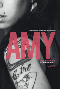 AMY – The Girl Behind The Name, is in cinemas from July 3.