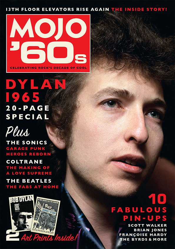 MOJO '60s, Vol 3 – cover star Bob Dylan.