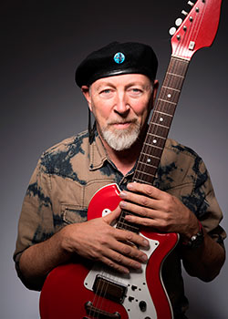 Richard Thompson by Vincent Dixon