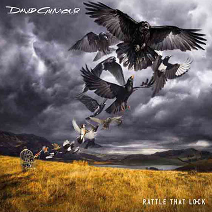David Gilmour – <em>Rattle That Lock</em>.
