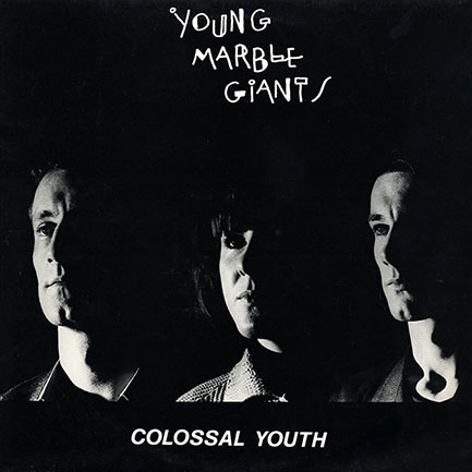 YMGs' 1980 album, <em>Colossal Youth</em>.