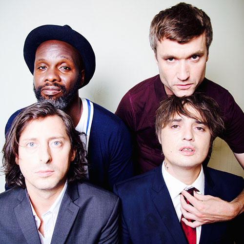 Likely Lads: The Libertines by Roger Sargent