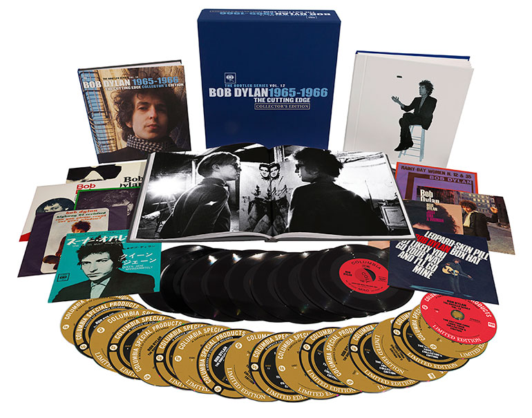 Bob Dylan's Bootleg Series Vol 12: The Cutting Edge 1965-1966, Collector's Edition. Only 5000 copies, so look lively.