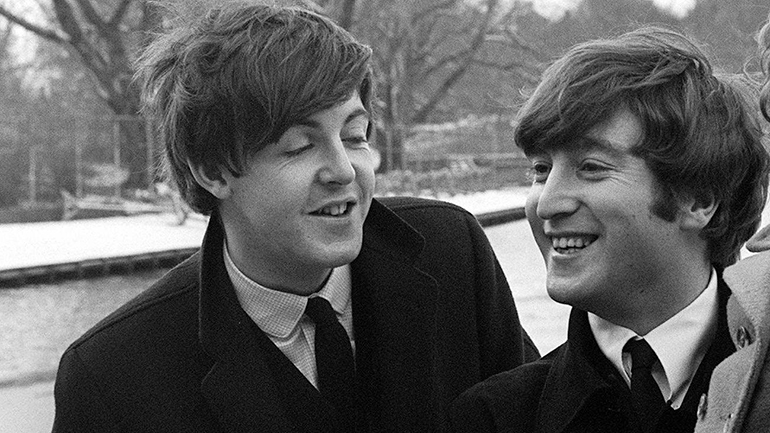 Paul McCartney Rivalry With Lennon Was Very Necessary