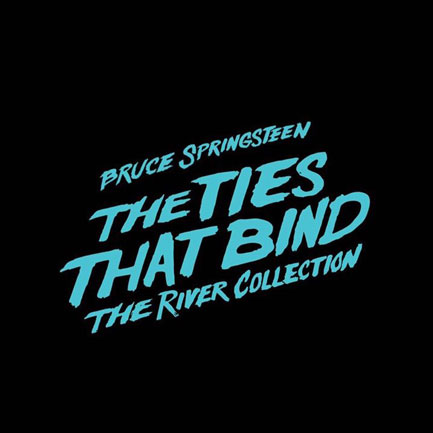 The cover of the new Bruce Springsteen box set, which anthologises <em>The River</em> album and contemporary material.