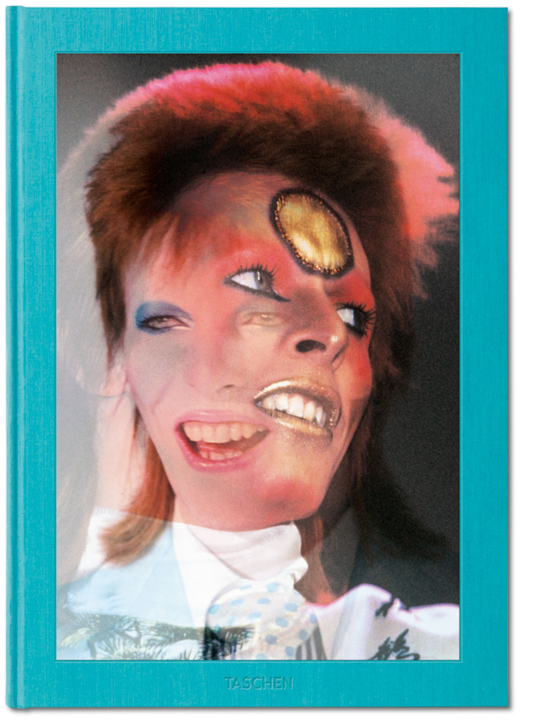 Mick Rock's The Rise Of David Bowie, 1972-1973. Published by Taschen.