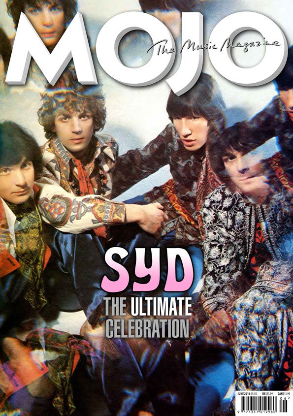 MOJO 271: open the wallet to discover the special Collector's Cover.