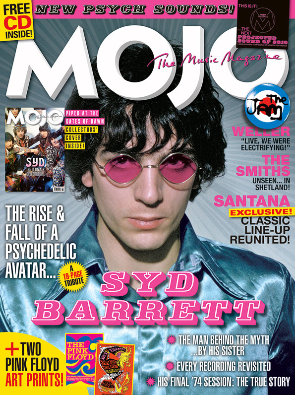 The cover of MOJO 271, on sale in the UK from Tuesday, April 26, 2016.