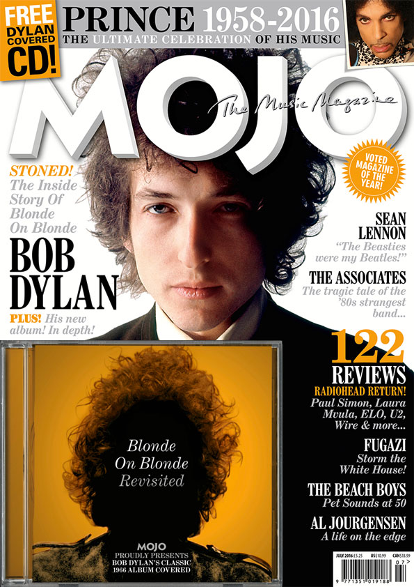 Mojo Celebrates Bob Dylan S Blonde On Blonde Mojo