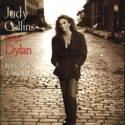 Collins' 1993 album, <em>Judy Collins Sings Dylan</em>. Exactly what it says on the tin.