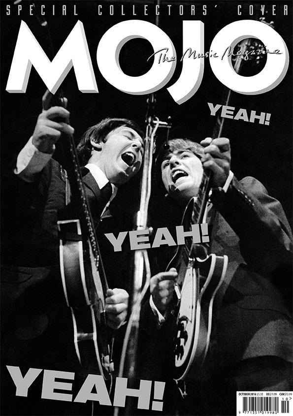 MOJO 275, Collectors' Cover. It's a scream!