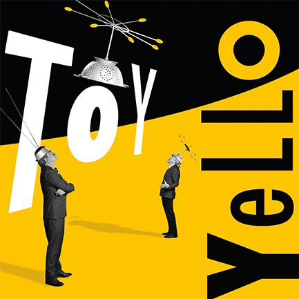 Yello's <em>Toy</em> album. Just the right kind of silly.