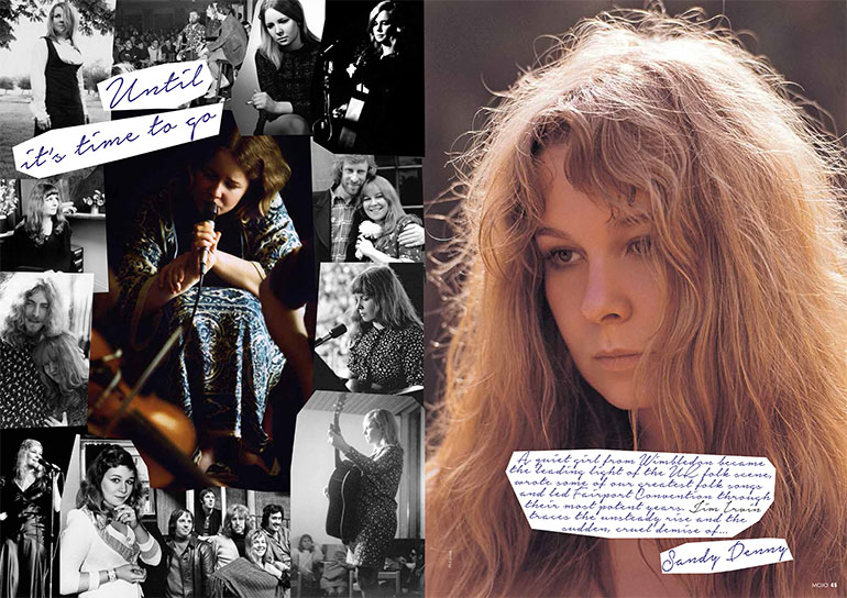 Sandy Denny feature opener, from MOJO '60s Volume 7. There's a lot more where this came from.
