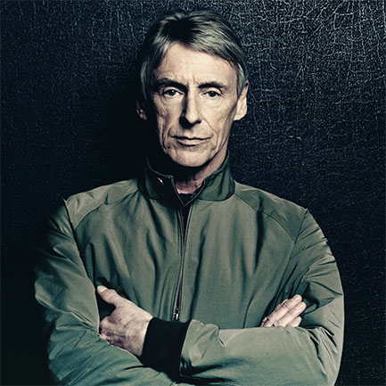 Paul Weller: he can do it, in the mix.
