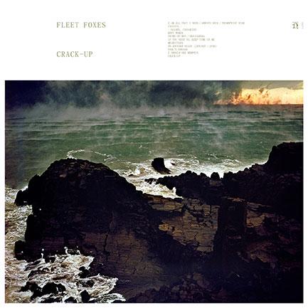 Fleet Foxes' <em>Crack-Up</em> album sleeve: folk-rock goes ECM!