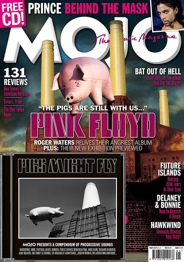 MOJO 282 features lashings of Pink Floyd, Prince, Hawkwind, Future Islands, Delaney & Bonnie and more.