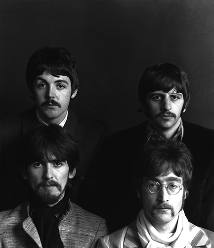 The Beatles: Dirk, Barry, Stig, Ron