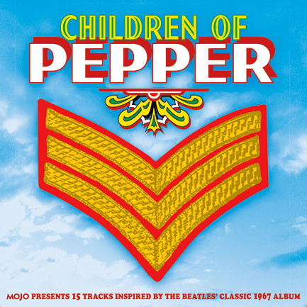 Children Of Pepper: MOJO 283's Beatles-inspired free CD.