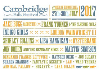 The Cambridge Folk Festival line-up 2017: a taster.