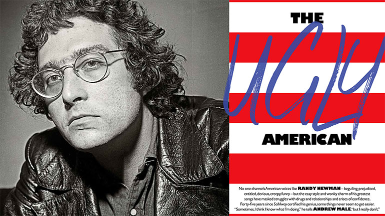 MOJO's Randy Newman feature: looks great, reads better.