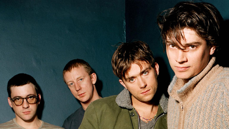 18. Blur/Damon Albarn - Britpop's Risk Taking Tendency