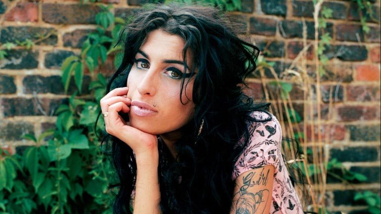 16. Amy Winehouse - A Sorely Missed Cry From The Heart