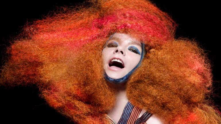 13. Bjork - The Icelandic Queen of Avant Scream