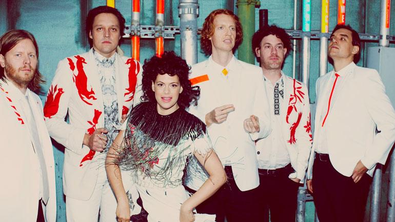 12. Arcade Fire - The Neighbourhood Threat