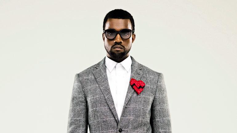 11. Kanye West - Redefining, Rap, Celebrity, Menswear...