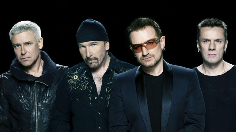 10. U2 - Proving Bigger Can Mean Better
