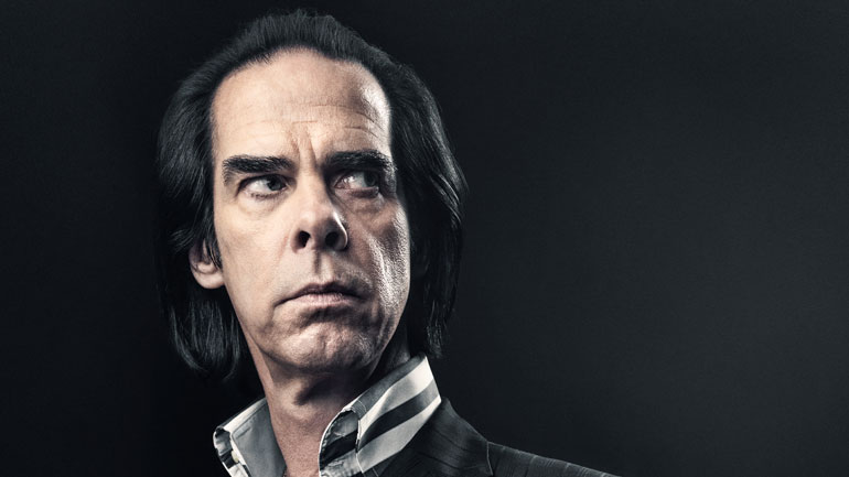 8. Nick Cave - He Sees A Darkness