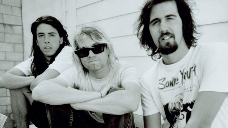 7. Nirvana - The Revenge Of The US Alt. Rock Underground