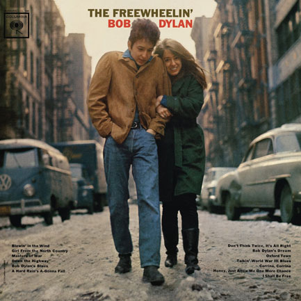 2. The Freewheelin' Bob Dylan
