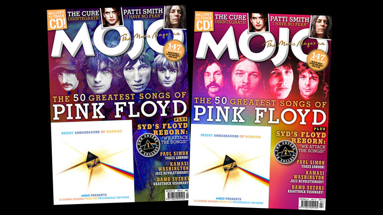 0c2879595e04f0 New MOJO  The 50 Greatest Pink Floyd Songs