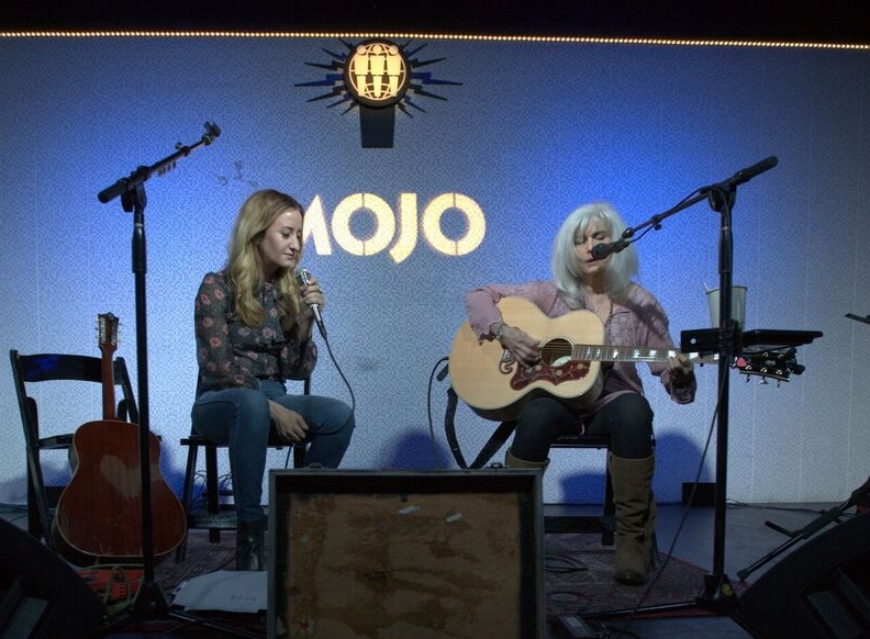 Emmylou Harris And Margo Price Join Up For Mojos First