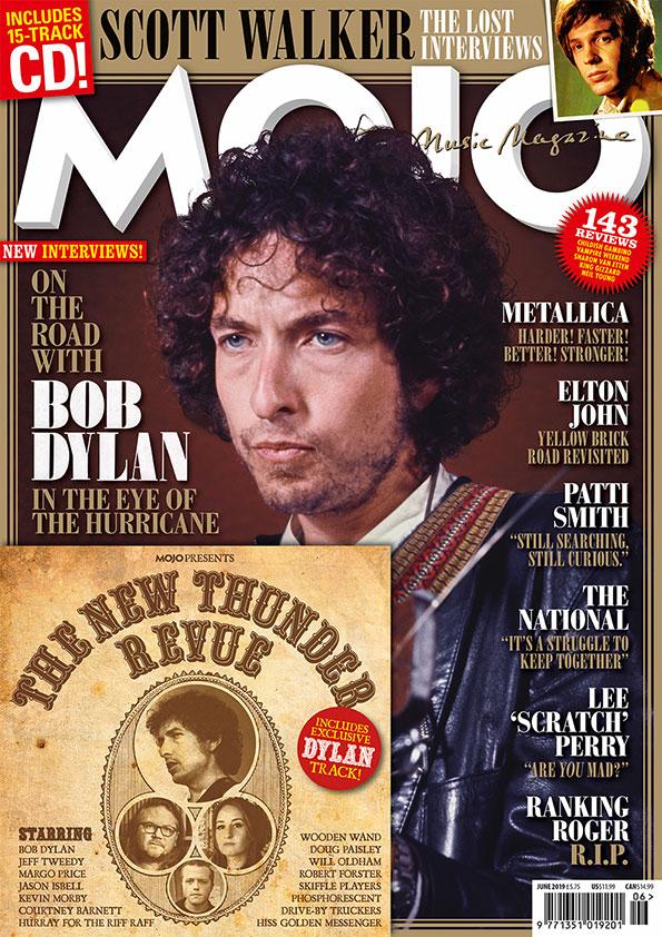 MOJO 307 – June 2019: Bob Dylan — Mojo
