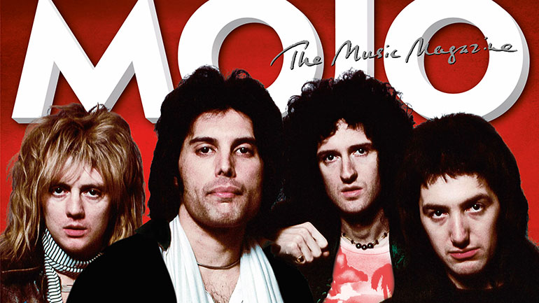 "Queen: ""Freddie Didn't Want Us To Stop"" — Mojo"