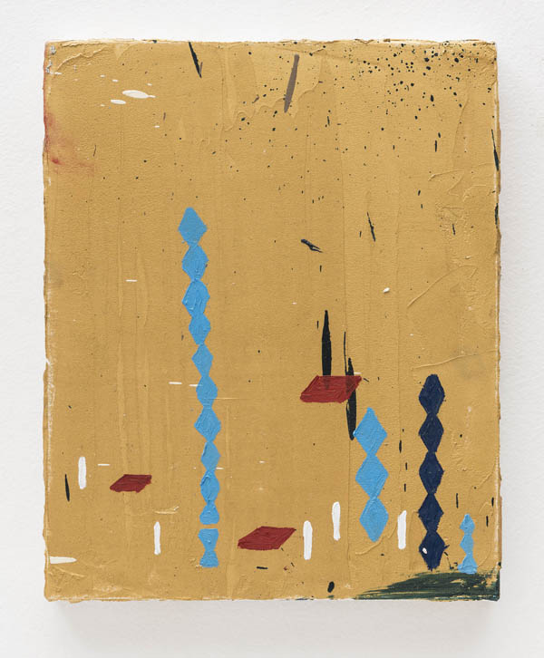 Marina Rheingantz Brancusi, 2016 óleo sobre tela, 30 x 24 cm Brancusi, 2016 oil om canvas, 11 13/16 x 9 7/16 inches