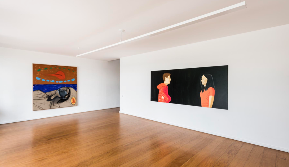 ALEX KATZ | DAVID SALLE, abr – jun | Apr – Jun 2017